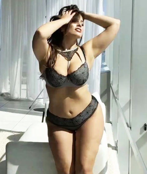 Ashley Graham!