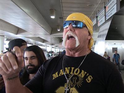 Hulk Hogan Keeps All of His Used Bandanas, Hundreds of 'Em! (VIDEO)