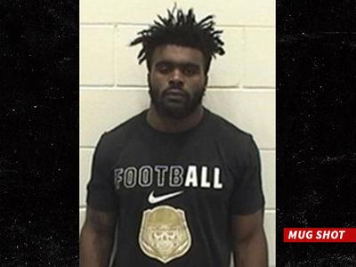 Evander Holyfield's Football Star Son Arrested on Drug Charges (MUG SHOT + UPDATE)