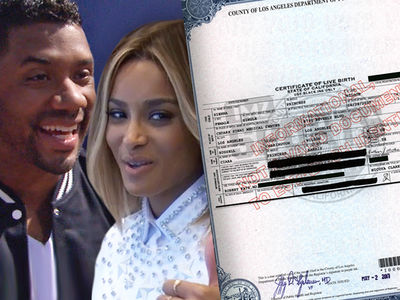 Russell Wilson and Ciara's Baby Delivered by OB/GYN to the Stars (DOCUMENT)