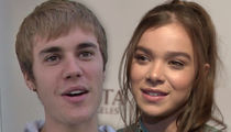 Justin Bieber Dating Hailee Steinfeld (PHOTO)