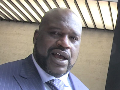 Shaq Says He Can't Decide Who To Root For When Arizona Plays LSU (VIDEO)