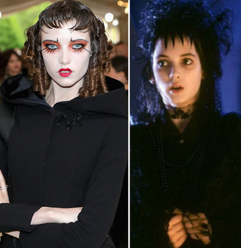 Grace Hartzel and Lydia in 'Beetlejuice'