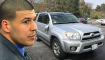 Aaron Hernandez 'Murder Car' Auction Pulled from eBay (UPDATE)