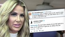 Kim Zolciak Says Unfollow Me If You Can't Take BJ Joke About My Daughter