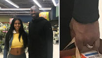 Kobe Bryant Photo Friendly With Super Hot Instagram Model At Grocery Store (PHOTO)