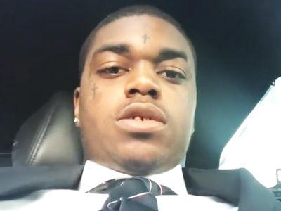 Kodak Black Gets 364 Day Jail Sentence
