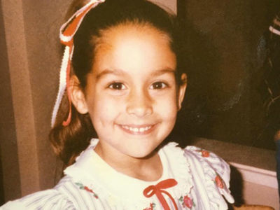 Guess Who This Dimpled Doll Turned Into
