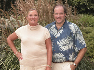 Chris Berman Gets Support from Big Stars After Wife's Death