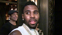 Jason Derulo Sued for Slashing Limo with Broken Glass, His Side Says It's Impossible