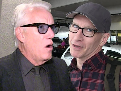 James Woods Takes Crude Homophobic Swipe at Anderson Cooper (PHOTO)