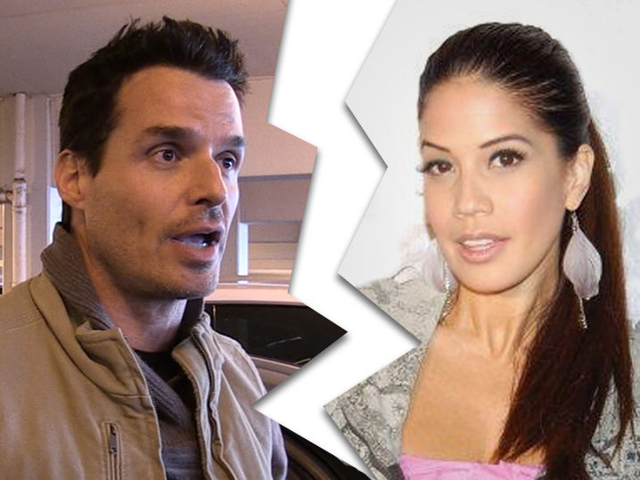 Antonio Sabàto, Jr.'s calling it quits with his wife and the divorce is getting nasty ... with her making allegations of drug abuse as he launches a…