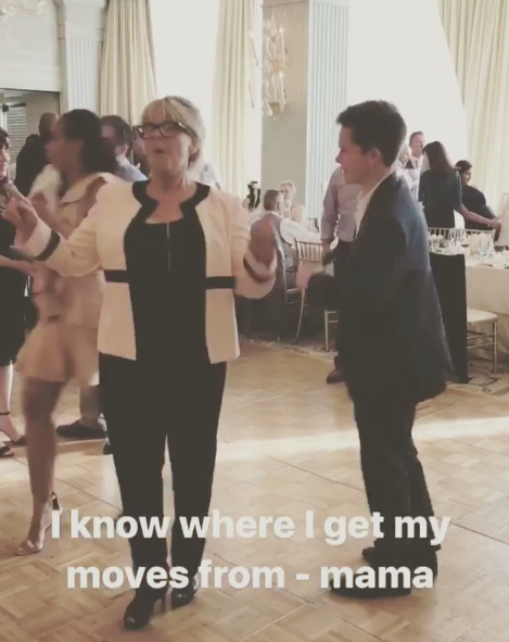 Candace Cameron trolled her mom by posting a funny dancing video.