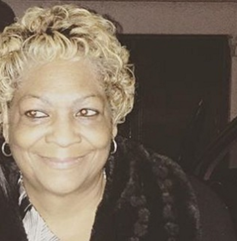 Snoop Dogg shared a nice pic of his mom.
