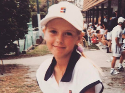Guess Who This Tiny Tennis Player Turned Into!