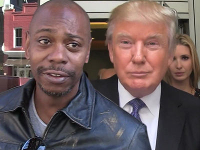 Dave Chappelle Says He 'F***ed Up' by Saying Give Trump a Chance (VIDEO)