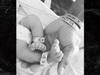 Russell Westbrook's Baby Born, Gets Baller Name (PHOTO)
