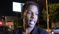 A$AP Rocky's Home Hit in Armed Robbery (UPDATE)