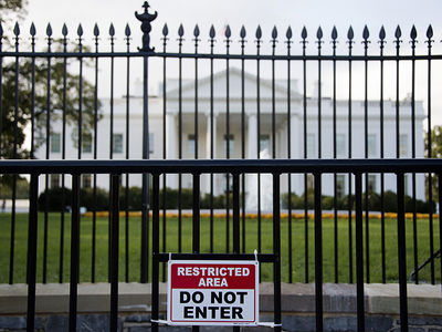 New White House Fence Jumper is a Repeat Offender
