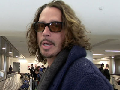 Chris Cornell Remembered by Celeb Friends and Fans