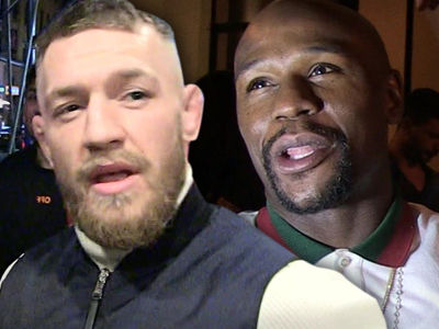 Conor McGregor Signs Deal to Fight Mayweather, Ball's In Floyd's Court