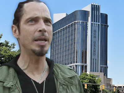 Chris Cornell's Hotel Death Scene Is Not Available For Reservations