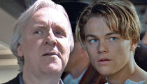 James Cameron Sued by Man Claiming Leo's 'Titanic' Character Based On Him