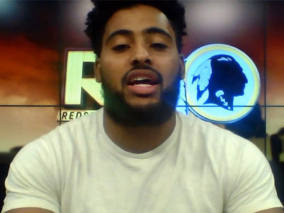 Nico Marley Tells Us He Listens To His Grandfather Bob Marley Before Every Game (VIDEO)