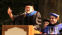 Bill Pullman Gives 'Independence Day' Speech to Grads at Warren Wilson College (VIDEO)