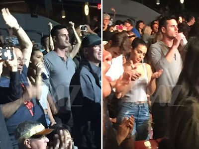 Ben Higgins Concert-Going with 'Bachelor' Alum Ashley Iaconetti After Split from Lauren (PHOTOS)