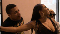 'Love & Hip Hop' Star Benzino Cops to Cheating on Althea Eaton, Owes Her a New Ring (VIDEO)