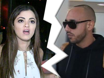 'Shahs of Sunset' Star GG Files for Divorce
