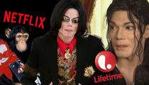 Michael Jackson Lifetime and Netflix Movies Face Lawsuits IF They Use MJ's Music