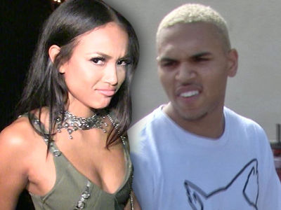 Karrueche Loses Against Chris Brown In Restraining Order Hearing For Now
