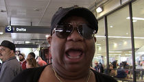 Luenell Says Melania Trump Didn't Sign Up for All this Mishigas (VIDEO)