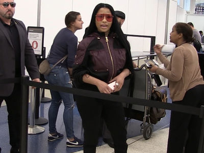 Nicki Minaj Says She Won't Let Terrorists Win!! (VIDEO)