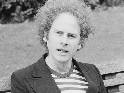 Art Garfunkel in Simon & Garfunkel 'Memba Him?!
