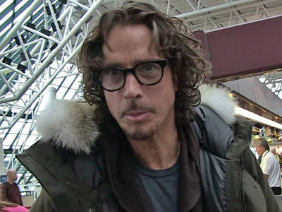 Chris Cornell Had Fresh Track Marks on Arm at Suicide Scene