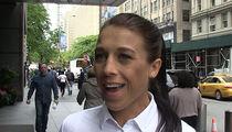 Joanna Jedrzejczyk Wants to be Like Conor McGregor (VIDEO)