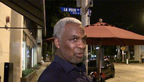 LeBron James Ain't Worried About Surpassing M.J., Charles Oakley Says (VIDEO)