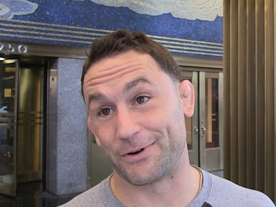 UFC's Frankie Edgar On Cris Cyborg Punch, I'd Never Sue Over A Fight' (VIDEO)