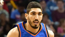 Enes Kanter Says Father Arrested In Turkey By 'Hitler Of Our Generation' (UPDATE)