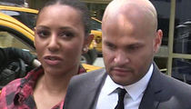 Stephen Belafonte Wants Big Money from Mel B in Alimony in Divorce