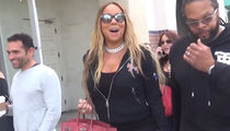 Mariah Carey Plays Marriage Counselor, Talks Nick Cannon Reunion (VIDEO)