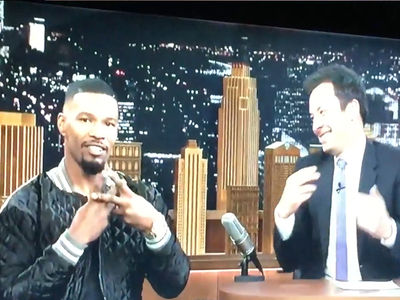 'DWTS' Winner Nyle DiMarco Outraged At Jimmy Fallon, Jamie Foxx For Making Fun of the Deaf with Sign Language (VIDEO)