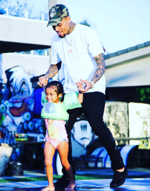 <p>Chris Brown's daughter,Royalty, was treated to every 3-year-old's birthday dream ... an epic pool party, plus a trip to Six Flags.</p> <p>CB posted a bunch of pics of Royalty's birthday weekend -- which included what looks like a kid-filled poolside bash, and a day at Bugs Bunny World at Magic Mountain.</p> <p>Chris was front and center during the toddler turn up ... showing everyone his #1 dad side.</p>