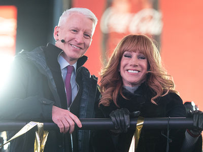 Kathy Griffin Fired by CNN, No More New Year's Eve