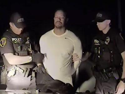 Tiger Woods' DUI Dash Cam Arrest Video