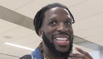 NBA's DeMarre Carroll Says He's The 'Swag Daddy' Of Toronto (VIDEO)