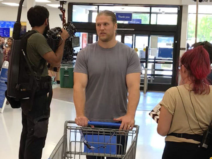Clay Matthews is Ready for His Close-up After Softball Injury Face Surgery